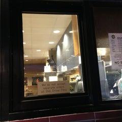 Photo taken at Wally's Burger Express by Robert G. on 3/13/2013