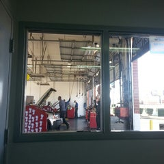 Photo taken at Express Oil Change by Shirley O. on 2/15/2013