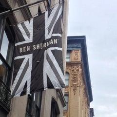 Photo taken at Ben Sherman by Joe S. on 10/15/2012