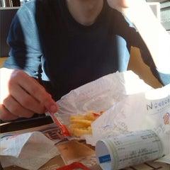Photo taken at Burger King by Jeno F. on 3/7/2014