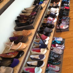 Photo taken at Sudo Shoes by runner d. on 5/4/2013