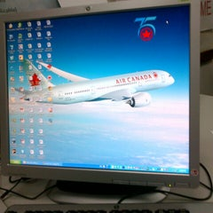 Photo taken at Air Canada back office by Carlos B. on 8/24/2012