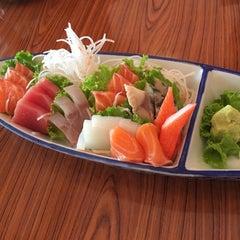 Photo taken at Nihon-kai Japanese Restaurant by Natchaya B. on 11/7/2015
