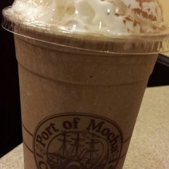 Photo taken at Port of Mocha Coffee House by Heather Annique N. on 3/29/2014