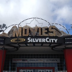 Photo taken at SilverCity Mississauga Cinemas by Leigh Y. on 4/5/2014