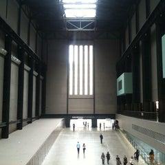 Photo taken at Tate Modern by Gary M. on 7/28/2013