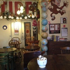 Photo taken at Bedlam Coffee by Heather L. on 12/16/2012