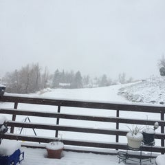 Photo taken at Spearfish, SD by Kathleen O. on 11/28/2015