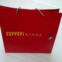 Photo taken at Ferrari Store by Dmitri Кабаша I. on 5/3/2013