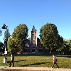 Photo taken at Thompson Hall by Jason B. on 9/25/2012