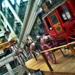 Photo taken at National Postal Museum by The P. on 10/8/2012