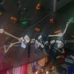 Photo taken at Endo's Adrenaline Cafe by Zhenya B. on 2/14/2014