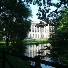 Photo taken at Giardini di Villa Reale by Paolo A. on 5/27/2013