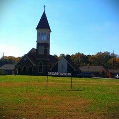 Photo taken at Kennesaw United Methodist Church (UMC) by Cassandra B. on 11/3/2013