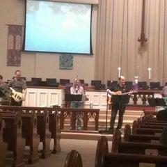 Photo taken at Kennesaw United Methodist Church (UMC) by Cassandra B. on 3/16/2014
