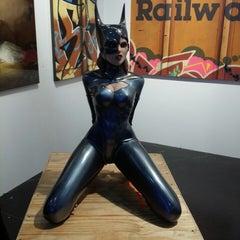 Photo taken at Texas Contemporary Art Fair by Cheri M. on 9/7/2014