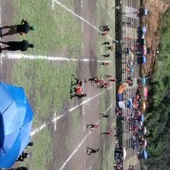 Photo taken at Club Deportivo Comanches by DG Monch Z. on 7/20/2014