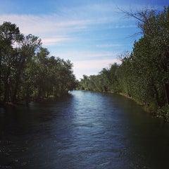 Photo taken at Greenbelt by Ben W. on 5/25/2013