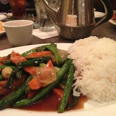 Photo taken at Vietopia Vietnamese Cuisine by Melissa G. on 2/6/2013