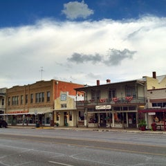 Photo taken at Fredericksburg, TX by Bryan H. on 7/21/2013