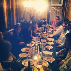Photo taken at Supper by Quinton M. on 9/19/2013