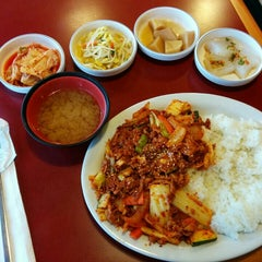Photo taken at Spicy House by Adam K. on 4/13/2015