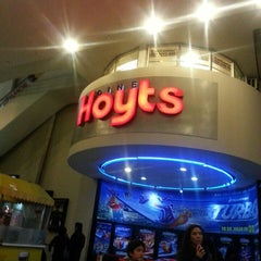Photo taken at Cine Hoyts by Manuel E. on 7/10/2013