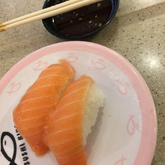 Photo taken at Sushi King by Leyssa HasNee H. on 11/15/2015