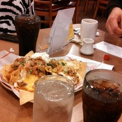 Photo taken at Denny's by Michelle M. on 2/8/2014