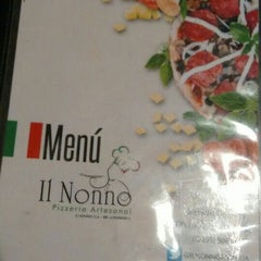 Photo taken at Il Nonno by Josther G. on 8/29/2015