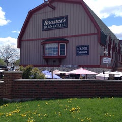 Photo taken at Rooster's Barn & Grill by Karin B. on 5/12/2013