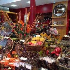 Photo taken at Jadis et Gourmande Chocolats by Louisa A. on 9/19/2014