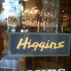 Photo taken at Higgins Restaurant & Bar by Paul S. on 11/4/2012