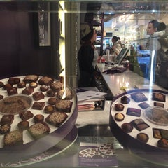 Photo taken at Vosges Haut Chocolat by Alexandra L. on 11/23/2013