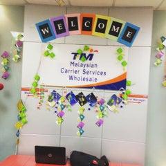 Photo taken at TM Annexe 1 by WAN ABDUL IZZAT on 7/31/2015