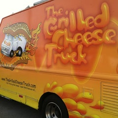 Photo taken at The Grilled Cheese Truck by Paul G. on 4/4/2013
