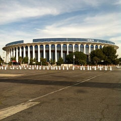 Photo taken at The Forum by Paul G. on 12/21/2012