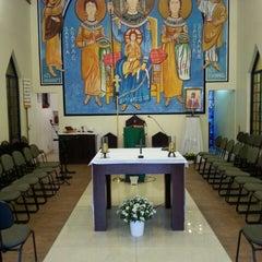 Photo taken at Capela Santa Suzana by João Paulo D. on 11/17/2013