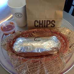 Photo taken at Chipotle Mexican Grill by Michael R. on 11/18/2013