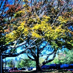 Photo taken at Harford Community College - Library by Jane B. on 9/22/2012