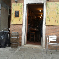 Photo taken at Trattoria dalla Marisa by Chiara on 10/14/2013