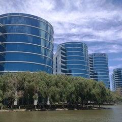 Photo taken at Oracle Plaza by Sergey K. on 7/7/2015
