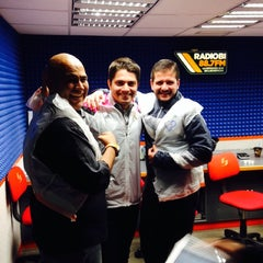 Photo taken at Radiogrupo by Roberta S. on 11/4/2014
