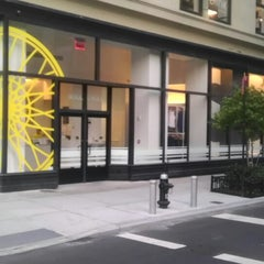Photo taken at SoulCycle NoHo by Ricardo M. on 5/3/2013