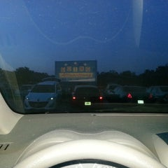 Photo taken at Boulevard Drive-In Theatre by Mitch W. on 6/24/2013