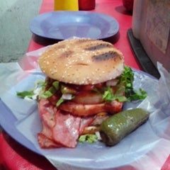 Photo taken at Xtreme Burger by Ram Q. on 2/15/2014