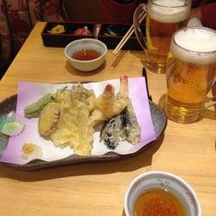 Photo taken at 銀蔵 浜松町店 by Larisa M. on 2/20/2014