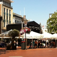 Photo taken at Meneer Frits by Patries v. on 8/19/2012