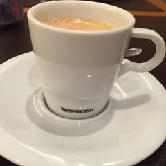 Photo taken at Nespresso Boutique by Ricardo S. on 10/10/2015