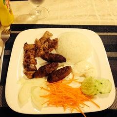 Photo taken at Istanbul Restaurant by Joe J. on 1/22/2014